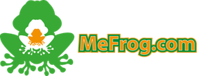 mefrog logo