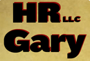 HR Gary logo