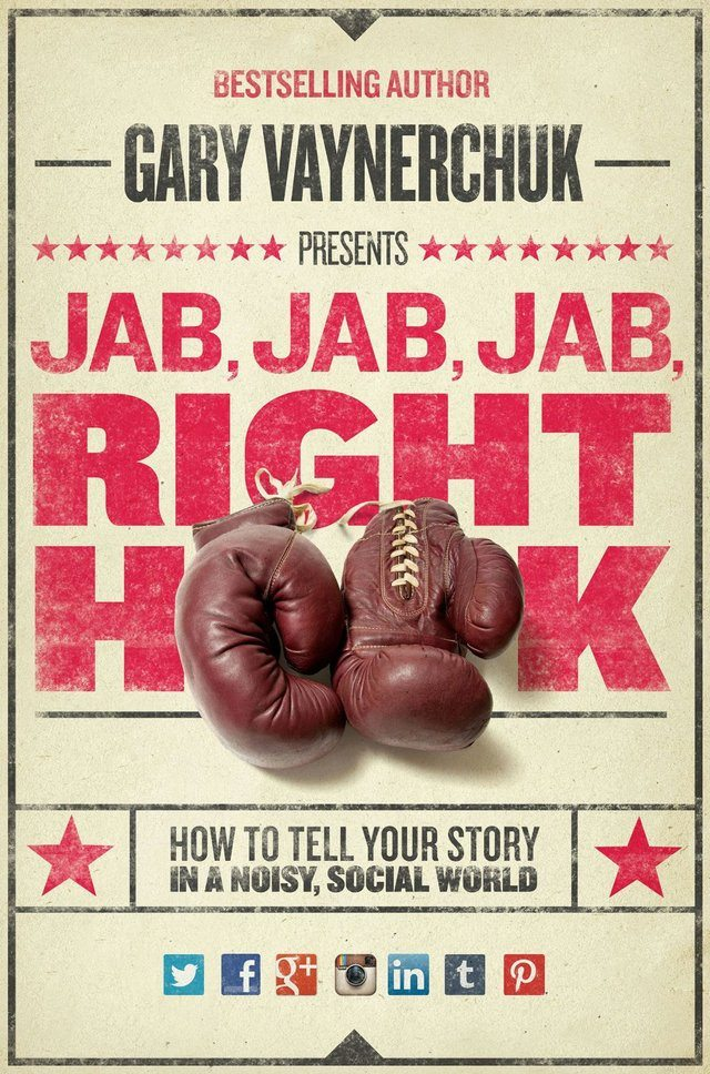 Book Review: Jab, Jab, Jab, Right Hook