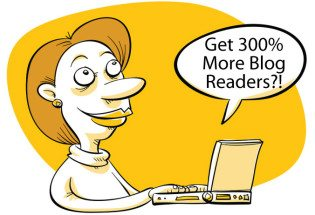 Get more blog readers by telling more stories
