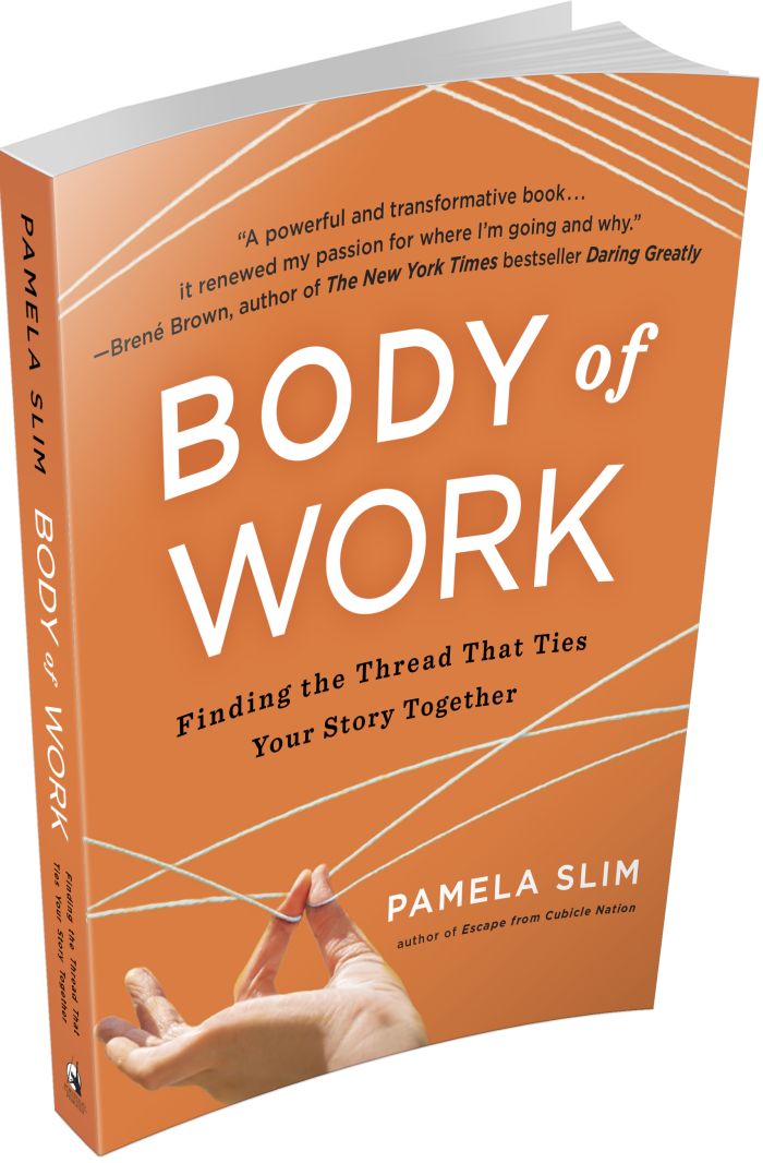 Book Review | Body of Work: Finding the Thread that Ties Your Story Together