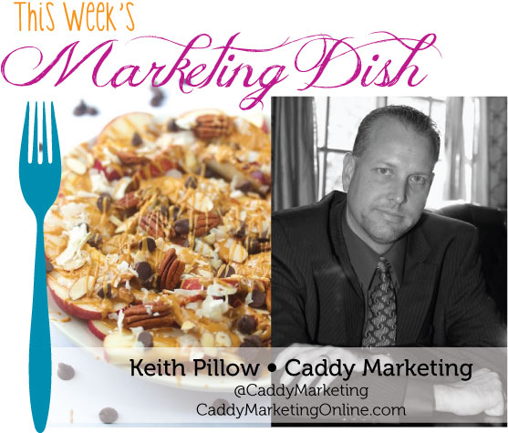 This Week's Marketing Dish: Apple Nachos