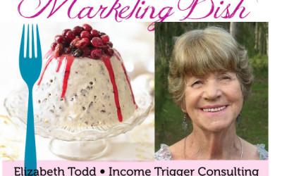This Week's Marketing Dish: Ice-Cream Christmas Pudding