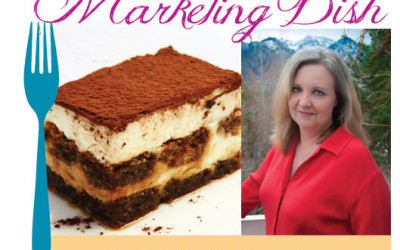 This Week's Marketing Dish: Tiramisu