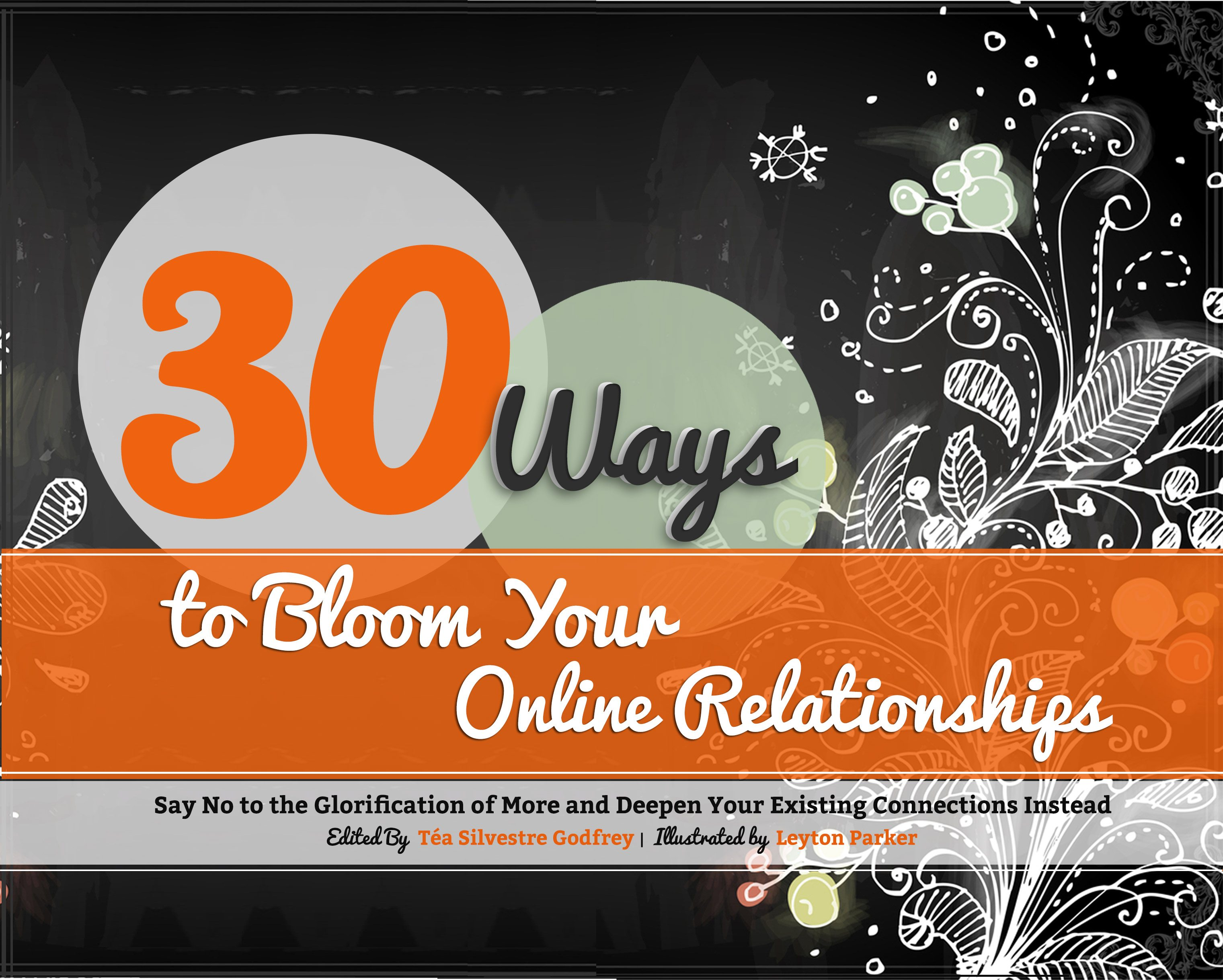 Bloom Your Audience 30-day challenge