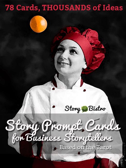 story prompts card deck