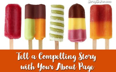 How to Tell a Compelling Story with Your About Page