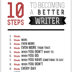 Surprising Advice for Honing Your Storytelling and Blogging Skills