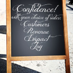 Join Us in the Digital Dining Room: Confidence with a Side of More Customers
