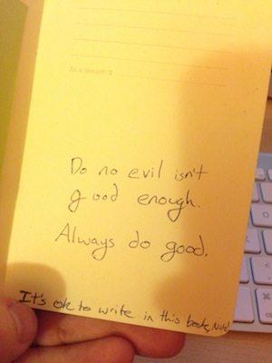 do-no-evil