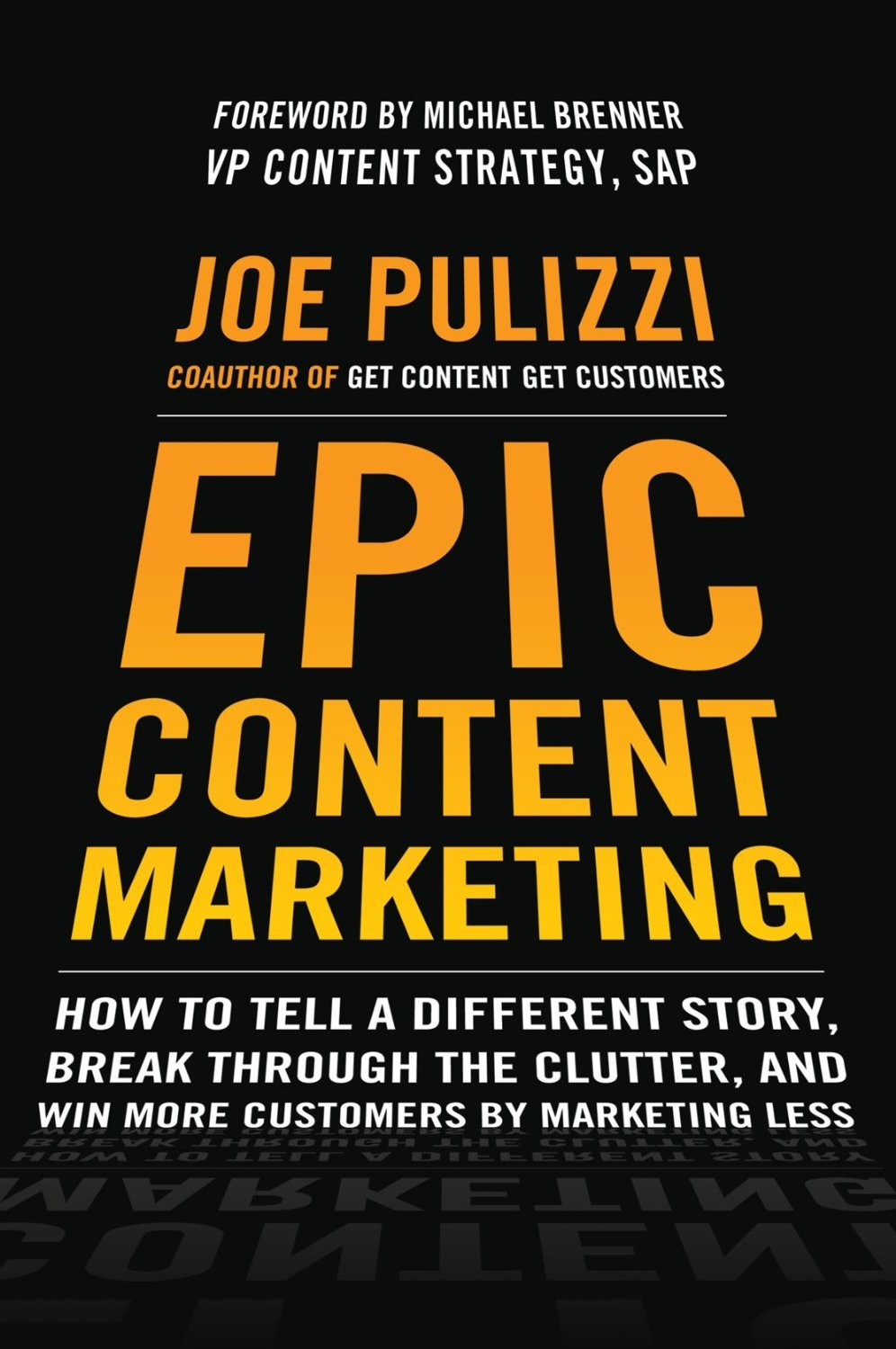 Book Review: Epic Content Marketing