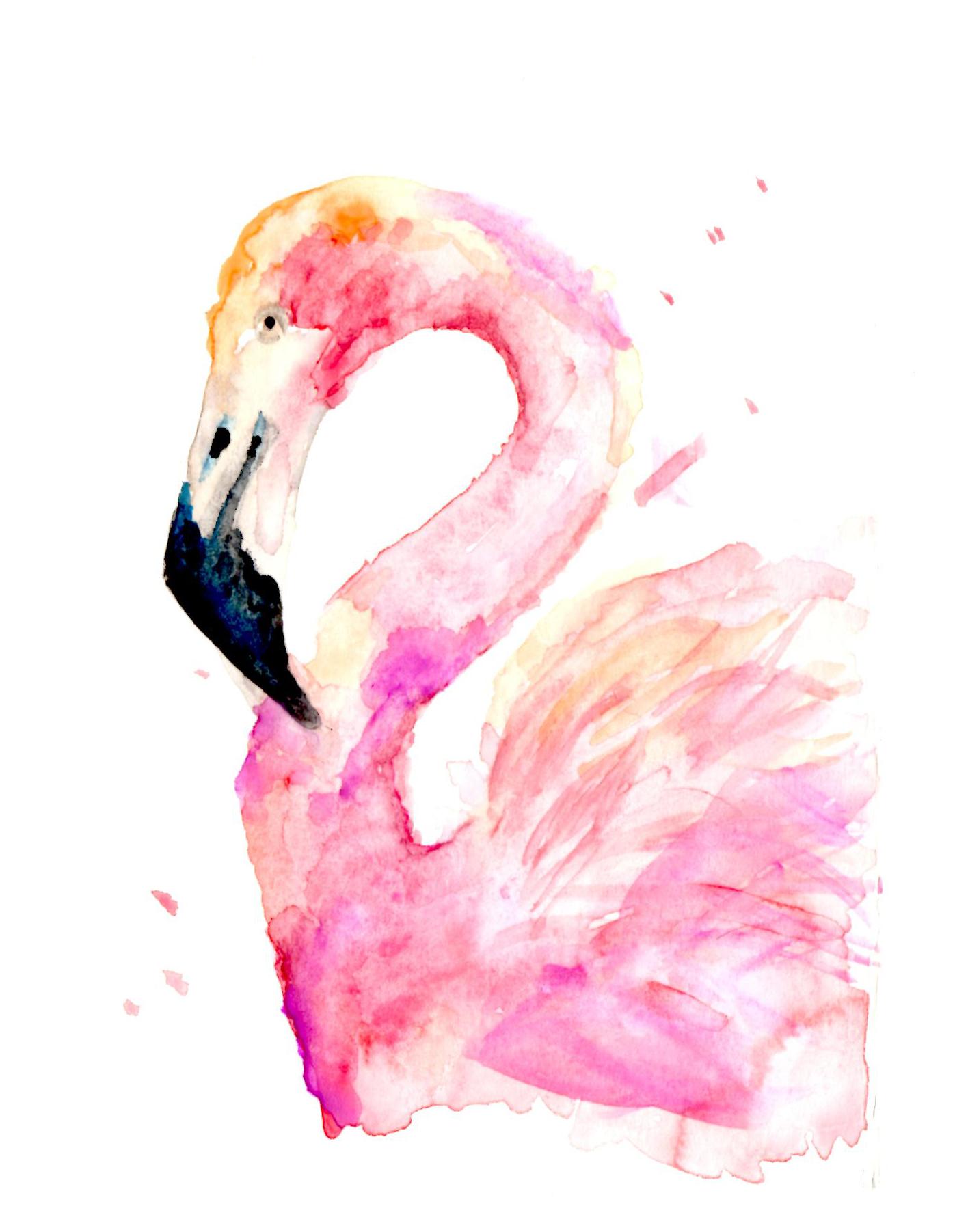 Flamingoish