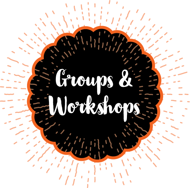 groups and workshops
