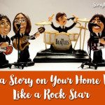 What The Beatles Can Teach You About Telling a Story With Your Home Page