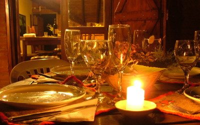The Hero of the Story: How to Keep Your Dinner Guest in Mind