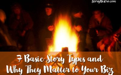 7 Basic Story Types and Why They Matter to Your Marketing